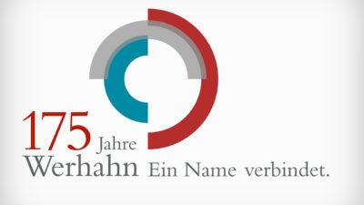 175 JAHRE WERHAHN – EIN NAME VERBINDET