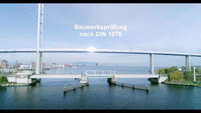Bauwerksprüfung nach DIN 1076