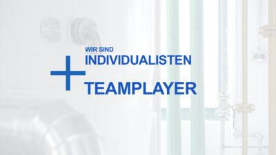 Individualisten + Teamplayer – Recruitment-Film