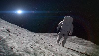 Forscher bauen in Köln ein Stück Mond nach